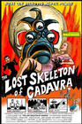 THE LOST SKELETON OF CADAVRA