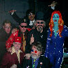 Adam Trash, Rock n Roll Ray, Will the Thrill, Son of Ghoul, Ms Monster, Doktor Goulfinger, and Mister Lobo: Horror Host Palooza 2005 featuring Dracula vs Frankenstein and Astro Zombies 10/13/05, Parkway